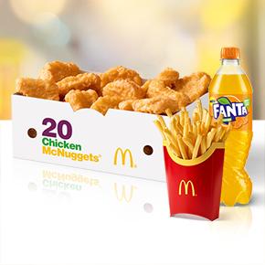 McDonald's McNuggets