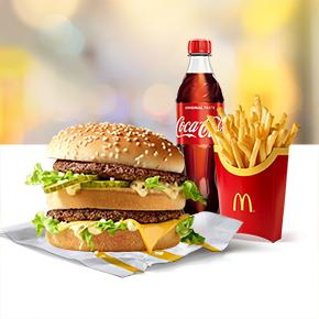McDonald's bestellen