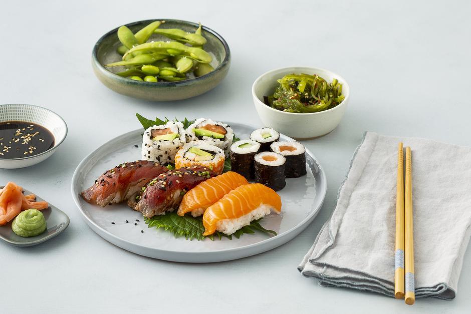 Sushi bestellen in 1070 Wien