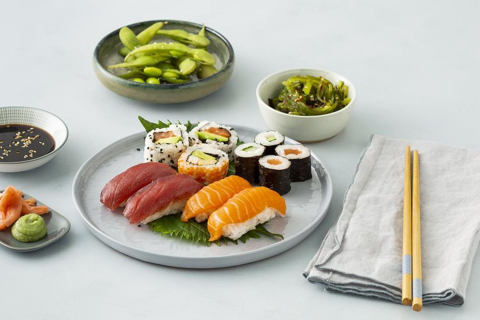 Sushi Menü