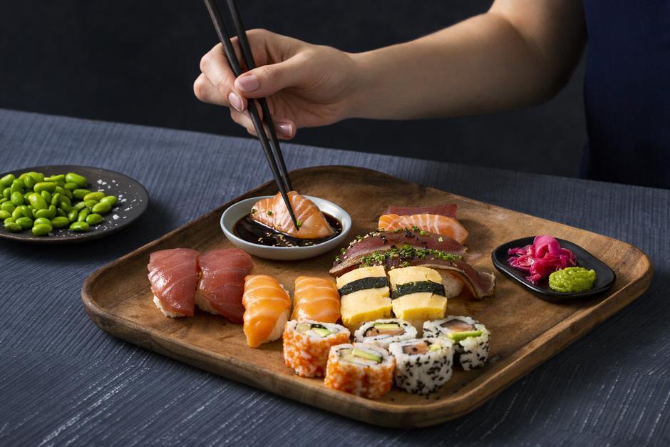 Sushi Livraison Liège